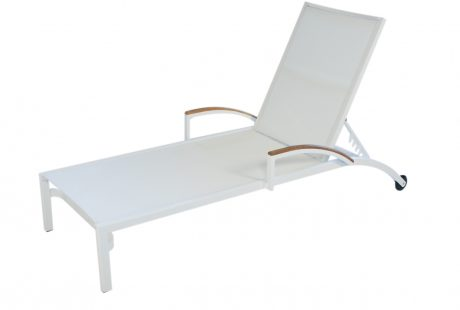 Aluminum Chaise Lounges