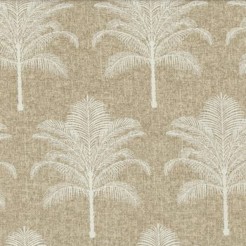 C58005 Vertical Palm Trees Beige